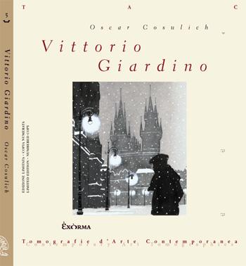 Copertina cartonata Vittorio Giardino