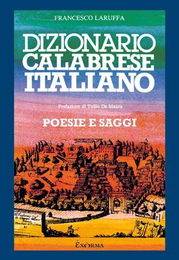 Copertina Dizionario Calabrese-Italiano
