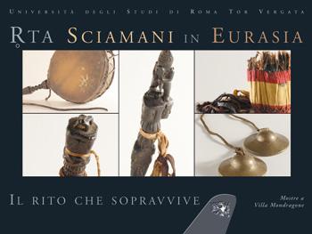 Copertina RTA sciamani in Eurasia
