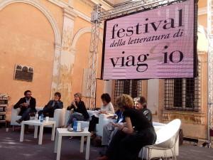 Pergola al Festival della letteratura di viaggio