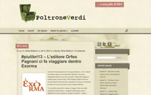 Orfeo Pagnani su Poltrone Verdi