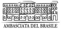 Logo Ambasciata Brasile