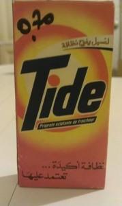 detersivo Tide