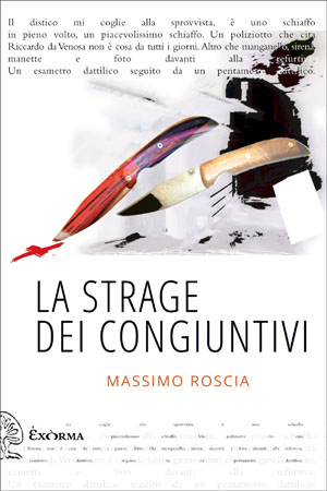 Copertina La strage dei congiuntivi Massimo Roscia