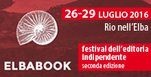 Exorma Edizioni all'ELBABOOK 2016