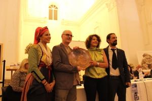 Claudio Morandini al Premio Procida 2016