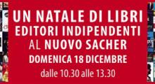Mercatino di Natale – Editori indipendenti al Sacher