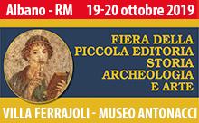 Fiera della piccola editoria di storia, archeologia e arte – Albano Laziale