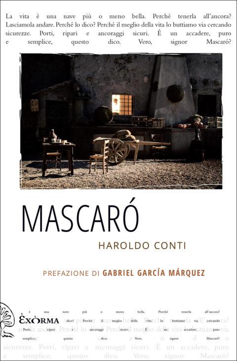 Mascaró, Haroldo Conti, Exorma Edizioni